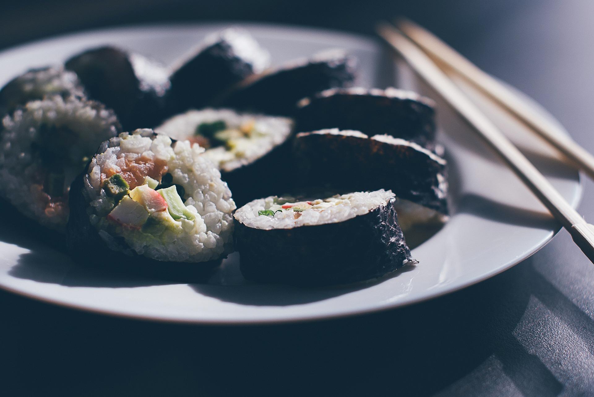 meilleurs sushis de Salon de Provence