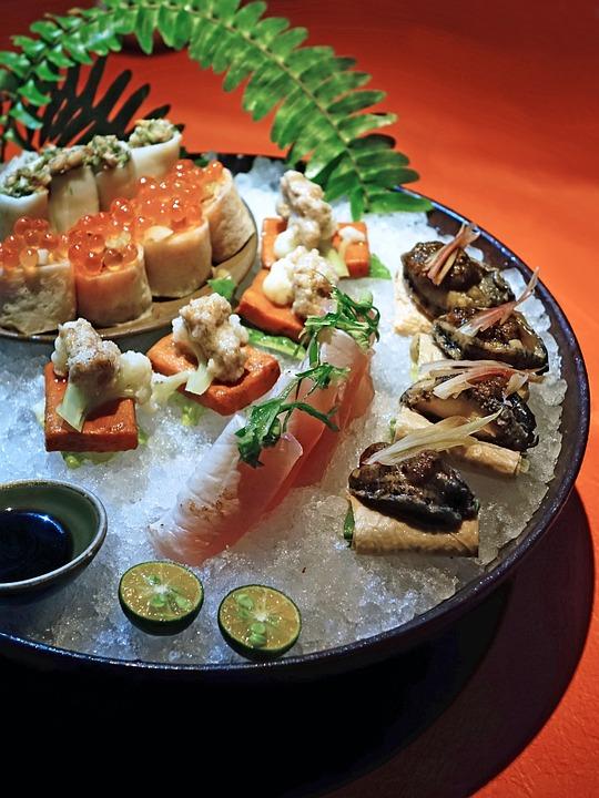 livraison de sushi à lançon de provence